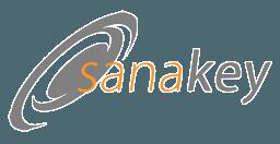 sanakey pain relief logo